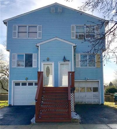 Stratford Single Family Home For Sale: 313 Columbus Avenue