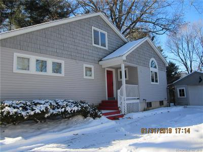 Avon Single Family Home For Sale: 172 Arch Road