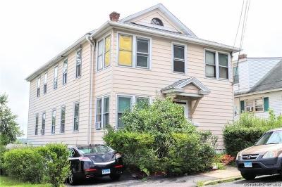 Waterbury Multi Family Home For Sale: 439 Congress Avenue
