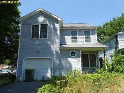 Waterbury Single Family Home For Sale: 20 Benham Street