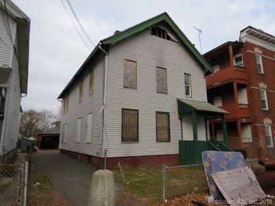 Hartford Multi Family Home For Sale: 180-182 Ward Street