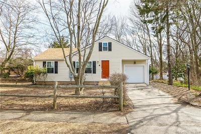 Fairfield Single Family Home For Sale: 847 Holland Hill Road