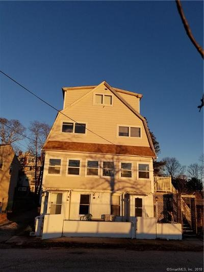New London Multi Family Home For Sale: 41 Stuart Avenue