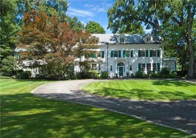 Fairfield County Single Family Home For Sale: 137 Old Mill Road