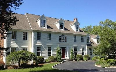 Avon CT Single Family Home For Sale: $775,000