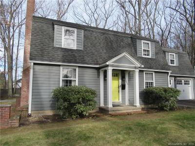 Bristol Single Family Home For Sale: 229 Brewster Road