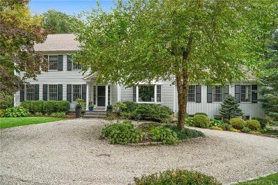 Weston Single Family Home For Sale: 50 Greenlea Lane