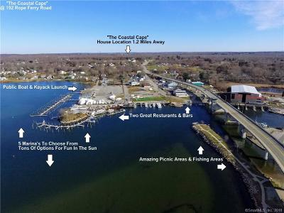 Waterford Single Family Home For Sale: 192 Rope Ferry Road