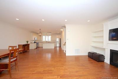 Stamford Single Family Home For Sale: 214 Seaside Avenue #3