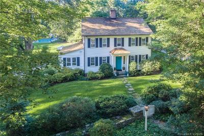Westport CT Single Family Home For Sale: $2,250,000