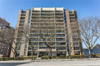 Stamford Condo/Townhouse For Sale: 44 Strawberry Hill Avenue #2J
