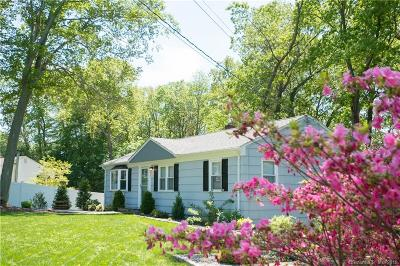 Cheshire Single Family Home For Sale: 91 Bayberry Road