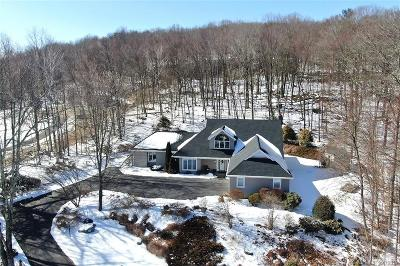 Torrington Single Family Home For Sale: 456 Westledge Drive