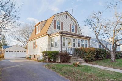 West Hartford Single Family Home For Sale: 27 Princeton Street