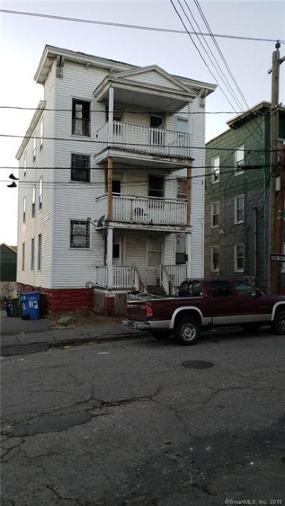 Waterbury Multi Family Home For Sale: 112 South Street