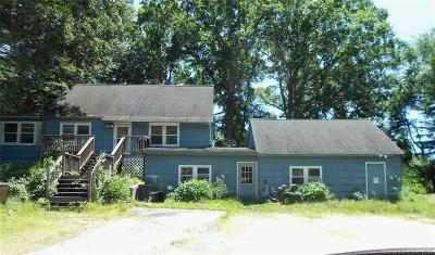 Groton CT Single Family Home For Sale: $141,570