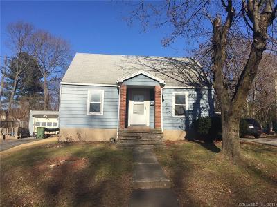 Waterbury Single Family Home For Sale: 77 Raymond Street