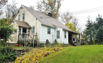 Brookfield Single Family Home For Sale: 47 Old Route 7