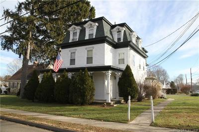 Branford Multi Family Home For Sale: 139 Harbor Street