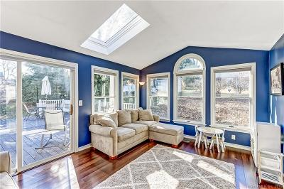 Wethersfield Single Family Home For Sale: 57 Wells Farm Drive