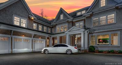 Westport CT Single Family Home For Sale: $3,598,000