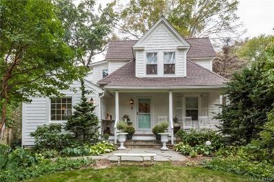 Ridgefield Single Family Home For Sale: 47 New Street