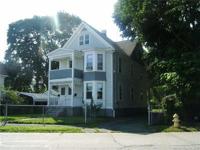 Bridgeport Multi Family Home For Sale: 169 Hope Street