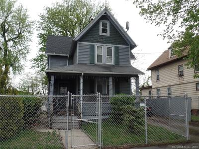 Bridgeport Single Family Home For Sale: 107 Union Avenue