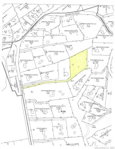 Wilton Residential Lots & Land For Sale: 106 Belden Hill Road