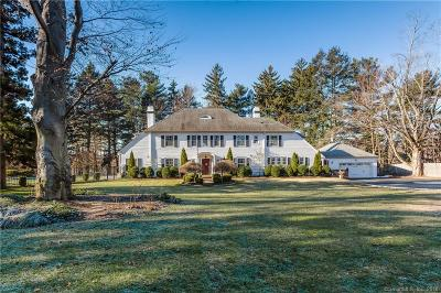 West Hartford Single Family Home For Sale: 215 South Main Street