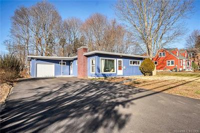 Groton Single Family Home For Sale: 303 Brandegee Avenue