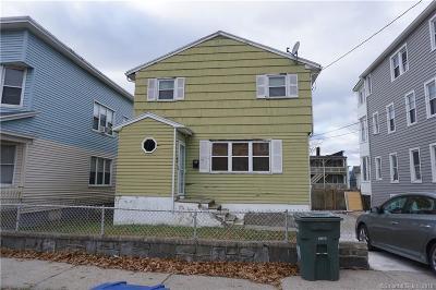 Bridgeport Single Family Home For Sale: 31 Bell Street
