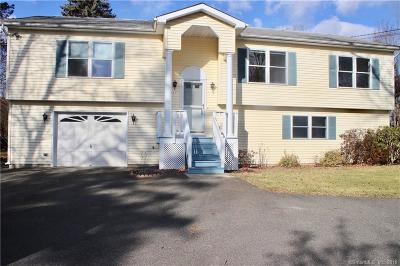 Tolland County, Windham County Single Family Home For Sale: 885 Hartford Turnpike