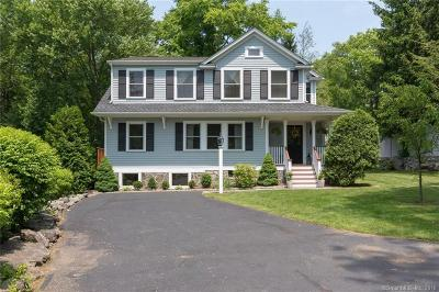 Darien Single Family Home For Sale: 82 West Avenue