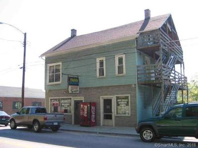 Norwich Commercial For Sale: 33 North Main Street