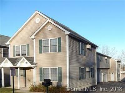Danbury Condo/Townhouse For Sale: 65 Sheridan Street #12