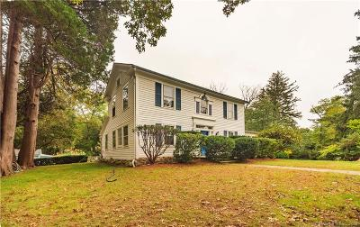 Westport CT Single Family Home For Sale: $1,500,000