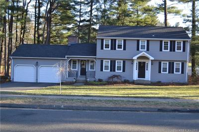 Southington Single Family Home For Sale: 386 Pattonwood Drive