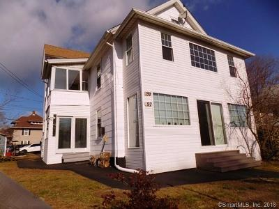 Torrington Multi Family Home For Sale: 197 East Albert Street