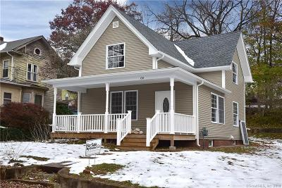 Tolland County, Windham County Single Family Home For Sale: 66 Orchard Street