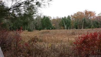 Tolland County, Windham County Residential Lots & Land For Sale: 362 Leonard Road
