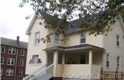 New Britain Single Family Home For Sale: 216 Chapman Street