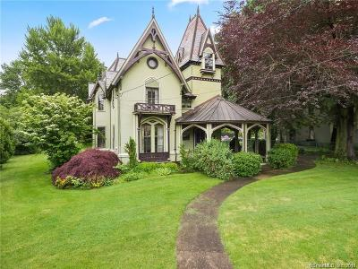 Norwich Single Family Home For Sale: 185 Washington Street