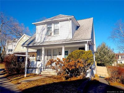 Waterbury Single Family Home For Sale: 127 Lockhart Avenue