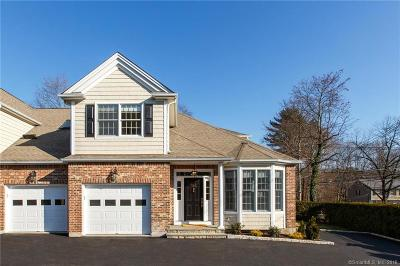 New Canaan Condo/Townhouse For Sale: 144 Harrison Avenue #144