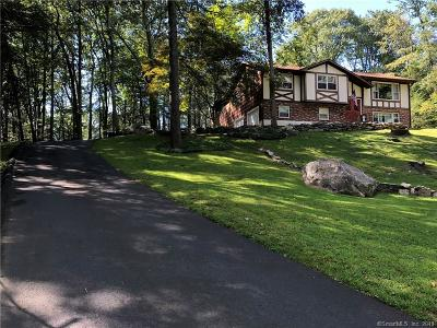 Fairfield County Single Family Home For Sale: 36 Flax Hill Road
