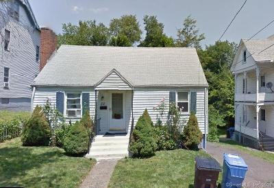 New Britain Single Family Home For Sale: 22 Henry Street