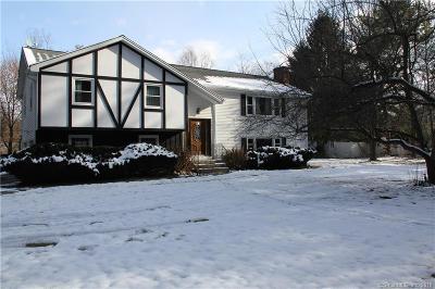 Avon Single Family Home For Sale: 62 Lovely Street