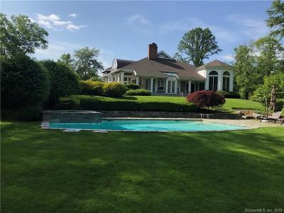 Fairfield County Single Family Home For Sale: 8 Taylor Lane