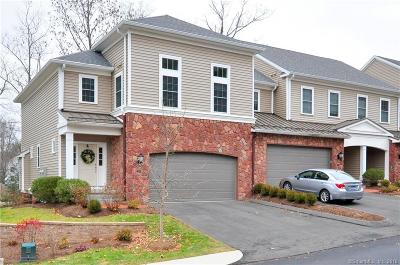Simsbury Condo/Townhouse For Sale: 4 Mill Pond Lane #A